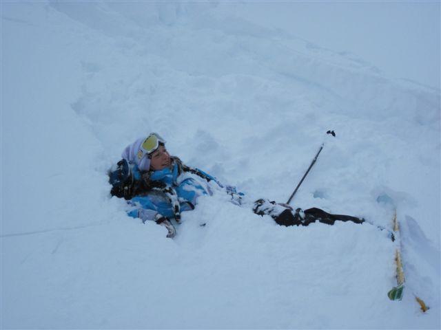Blanket Glacier Teleskiing 197