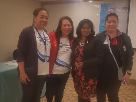Talk to GERC, Philippines - 29 Aug 19