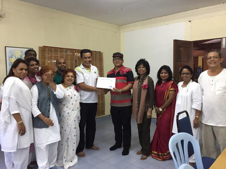 Talk in Gadis Camp of UPSM - 16 Apr 17