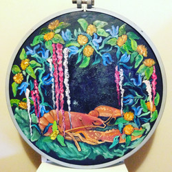 Lobster Wreath