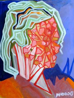Stainedglassface