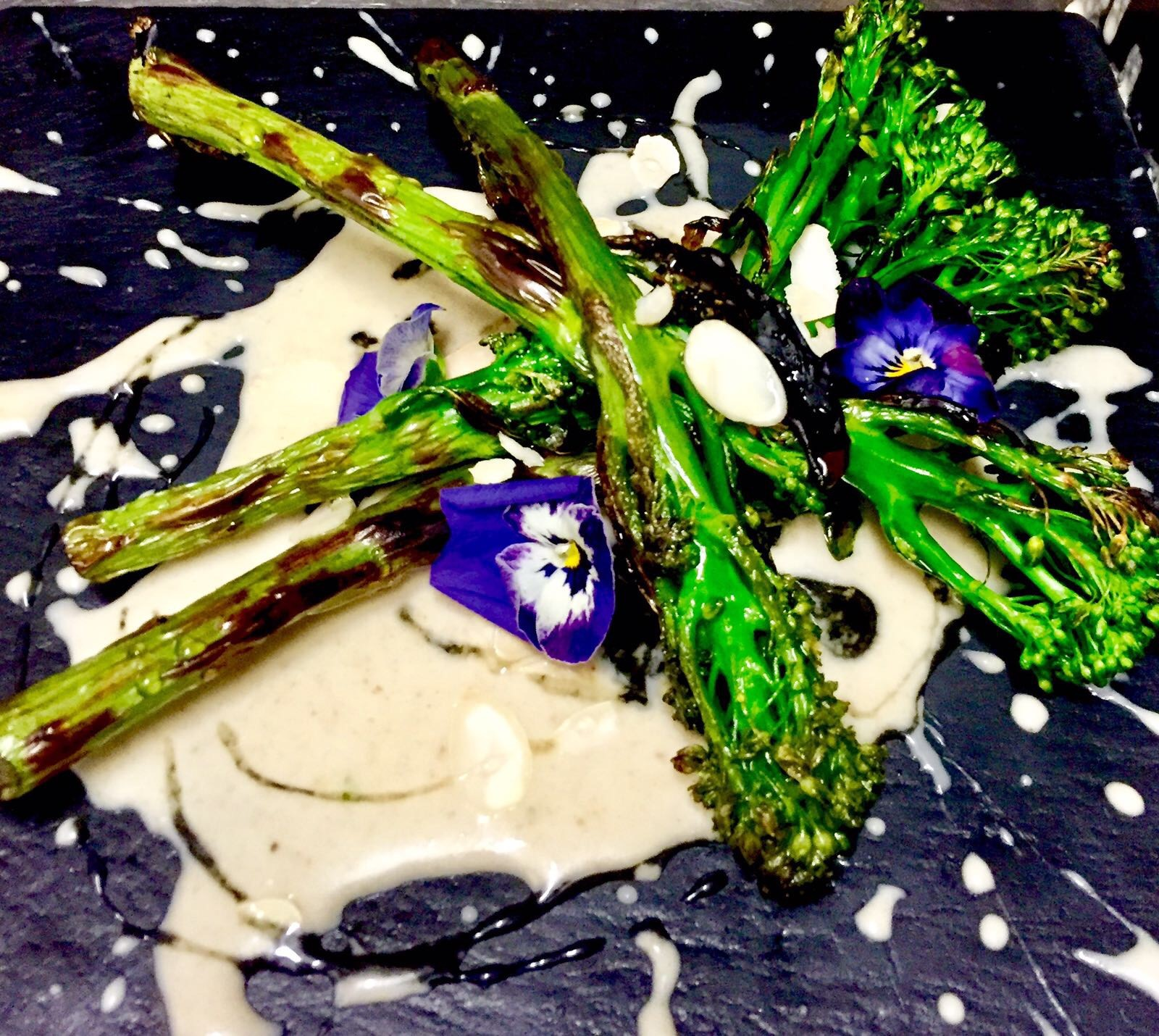 Griddled Tenderstem Broccoli