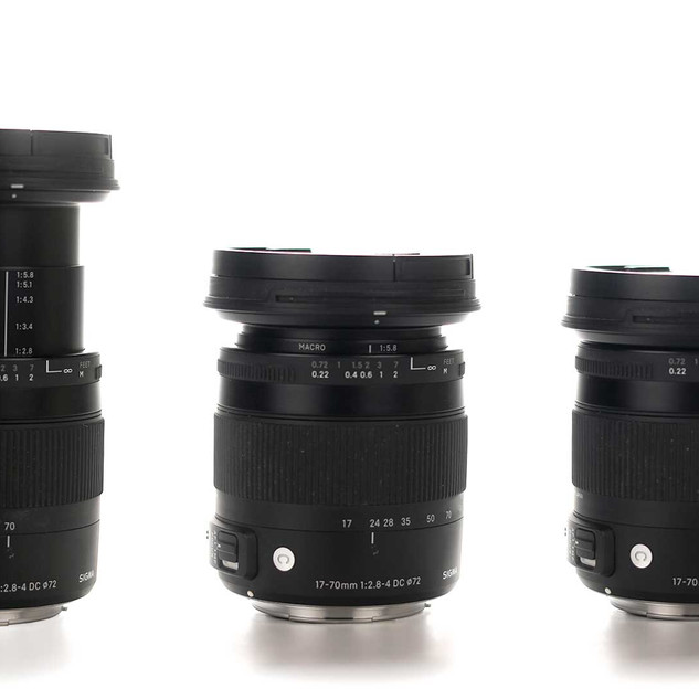 sigma lens product photography