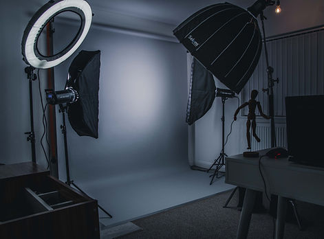professional photo studio in Ellesmere Port, Cheshire