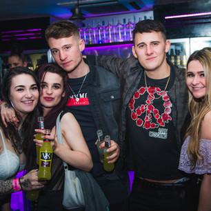 Lost bar & club Chorley nightlife photography