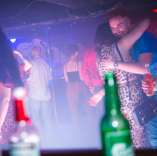 Rosies club chester nightlife photography