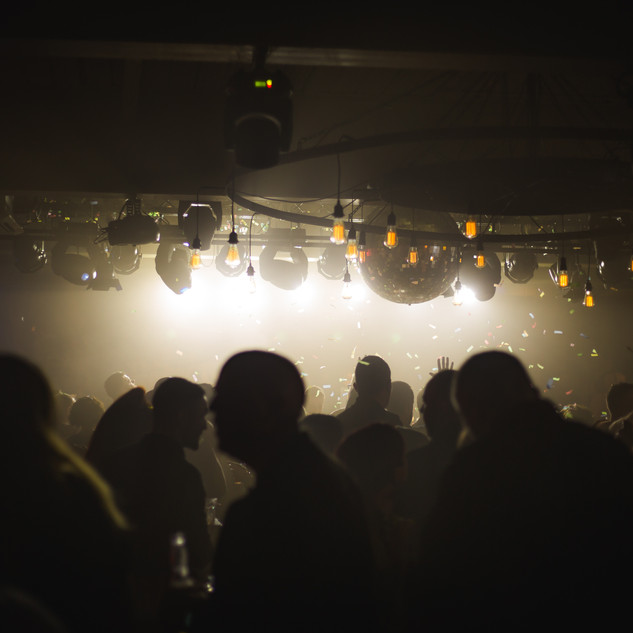 Revolution bar Blackpool nightlife photography