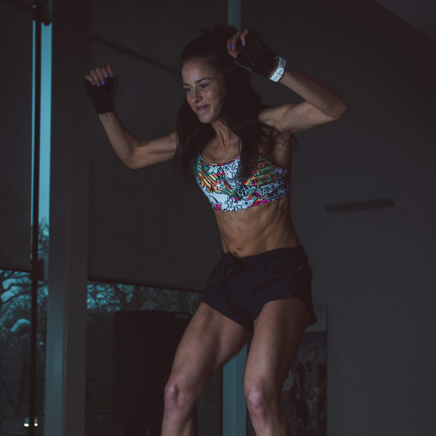 fitness trainer business branding photography