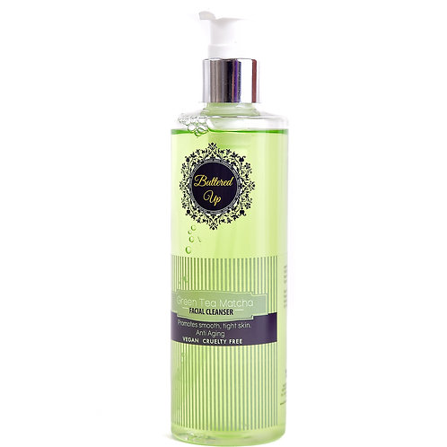 Green Tea Matcha Facial Cleanser 8OZ