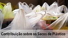 Fiscalidade Verde // Contribuição Sacos de Plástico