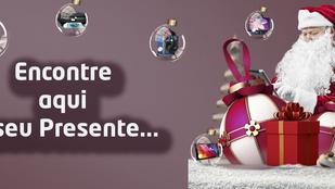 O Seu Presente de Natal