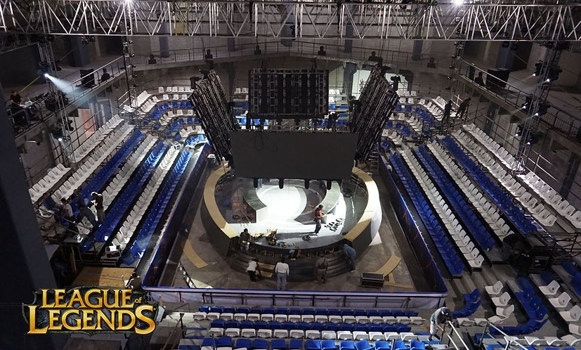 league of legends quarry eventos venue.J