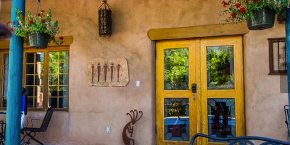 Taos Self-Care and Relaxation Weekend Retreat—FULL! (waitlist available)