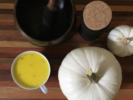 Nourishing Golden Milk Recipe