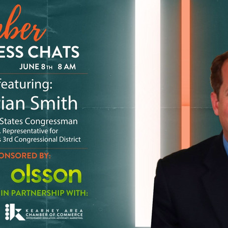 CHAMBER CHATS WITH CONGRESSMAN SMITH