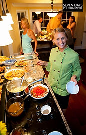 priavte chef charleston sc, graduation parties, golf outings, in home chef, vacation rentals, private dinner party