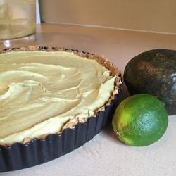 #vegan #vegankeylimepie #raw #avocado #cashew #charlestonpersonalchef