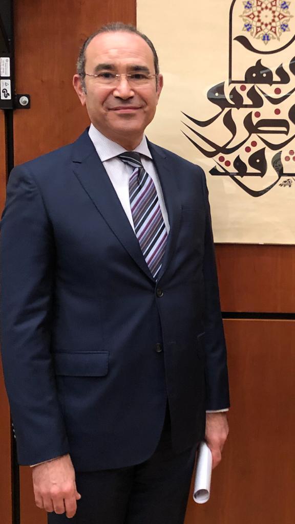 Botschafter S. E. Khaled Galal Abdelhamid