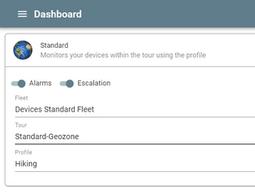 SmartSafety Dashboard