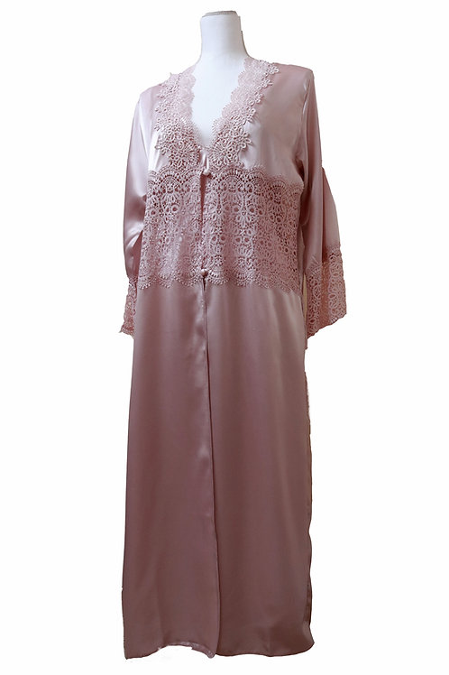 Pastel Pink Luxury Gown