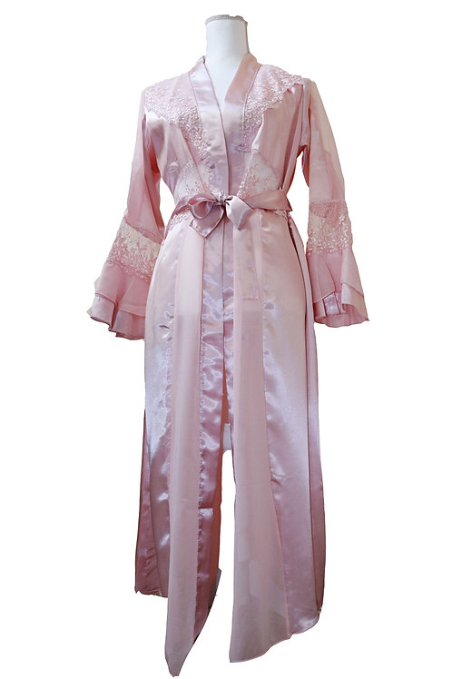 Baby pink Luxury Gown