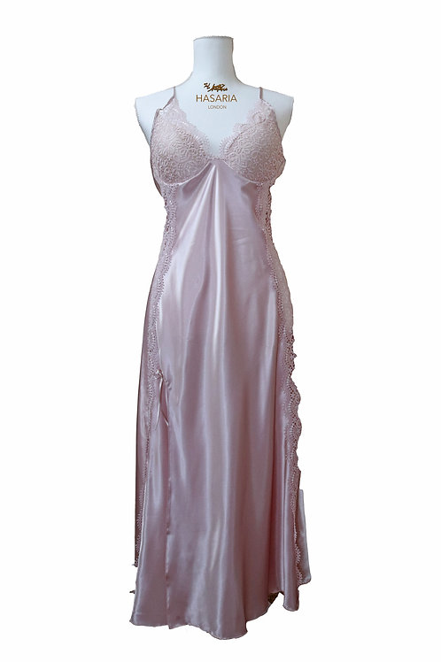 Pastel Pink Slip dress