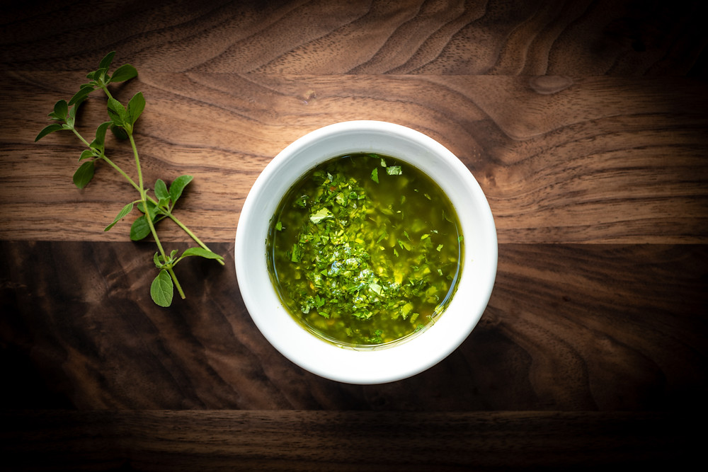 Get Outside & Cook's Chimichurri recipes