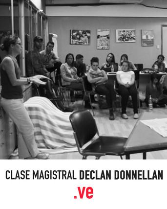 Clase Magistral Declan Donnellan