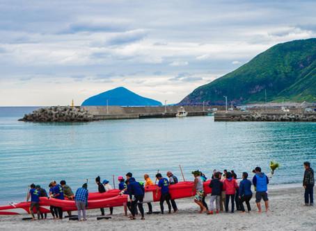 平成最後のVoyaging 新島-弓ヶ浜