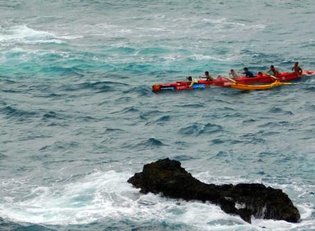 210キロ漕いだ3日間。伊豆の海に感謝。