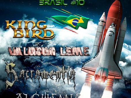 Lançamentos do Metal BR - #10