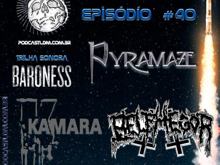 Podcast - Lançamentos do Metal Episódio 40