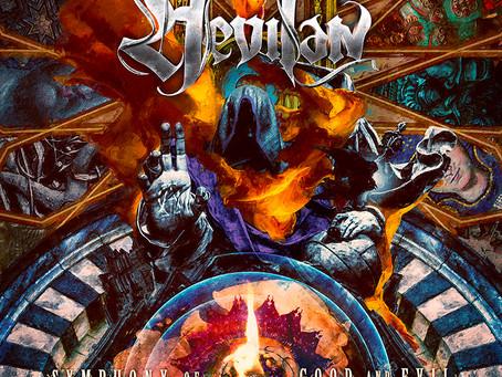 Hevilan está de volta com novo álbum 'Symphony of Good and Evil'