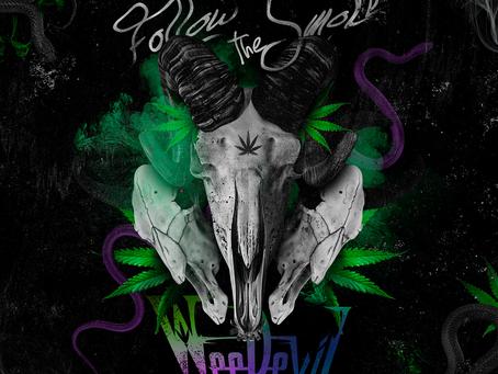 Banda Weedevil apresenta Stoner / Doom em Follow the Smoke.