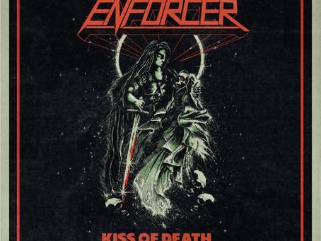 Enforcer lança videoclipe para novo single 'Kiss Of Death'