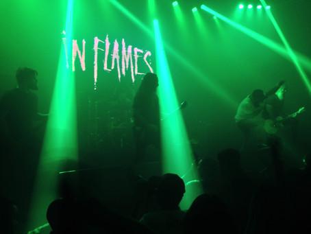 In Flames São Paulo 21/10/2017