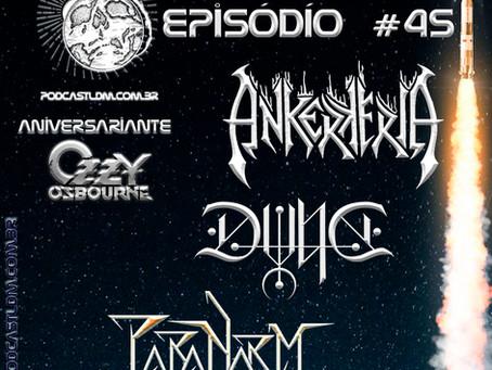 Podcast Lançamentos do Metal#45 - AnkerkeriA / DVNE / Paranorm
