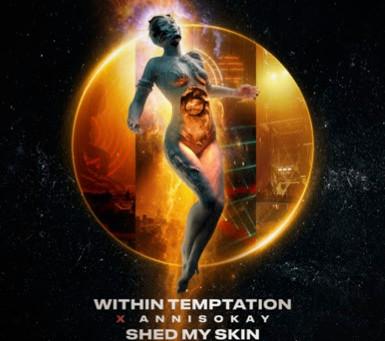 Within Temptation Lança Seu Novo Single Hoje 'SHED MY SKIN'