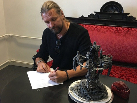 Silver Lake: Projeto de Esa Holopainen (Amorphis) assina contrato com Nuclear Blast
