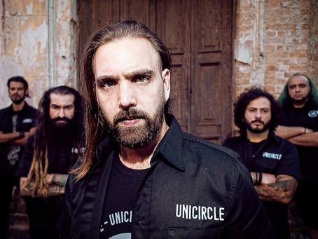 Unicircle altera formação e anuncia novo vocalista