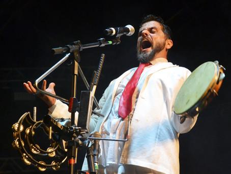 """Gangrena Gasosa: Angelo Arede participa do programa """"Vamos Tomar Uma?"""""""