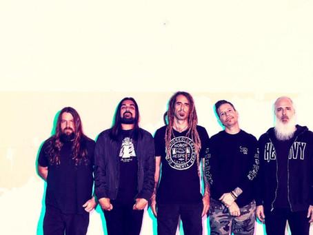 "Lamb Of God: Banda lança clipe ""Memento Mori"" de álbum ao vivo Lamb Of God - Live In Richmond, VA"