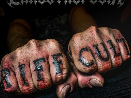 """Claustrofobia estreia segunda parte do making of do single """"Riff Cult"""""""