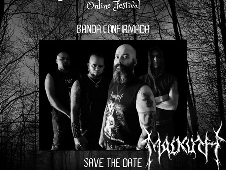 "MALKUTH: Contagem regressiva para o ""Maledictus Nativatis Online Festival"""