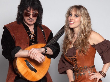 Blackmore's Night lança vídeo natalino 'Here We Come A-Caroling'