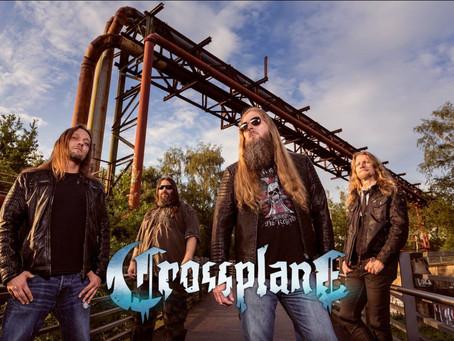 Crossplane: Banda libera show na íntegra feito para a Horror Expo