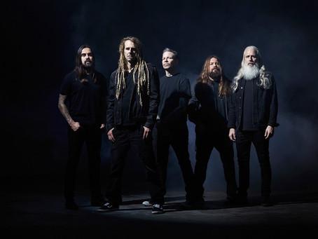 "Lamb Of God lança álbum ao vivo ""Lamb Of God Live In Richmond, VA"""