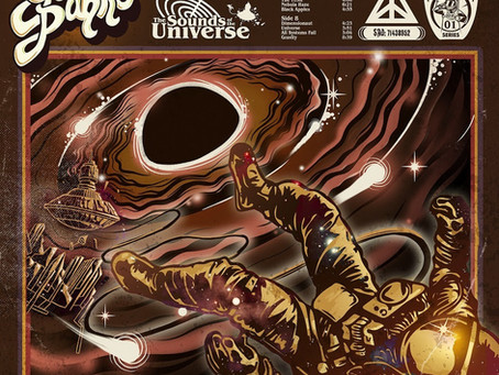 Em 4º álbum, Gods & Punks encerra a saga Voyage Series
