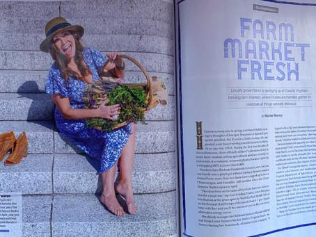 Thanks Coastal Virginia Magazine!