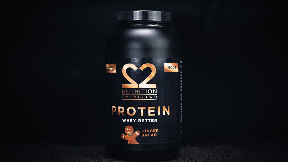 N22 WHEY GINGERBREAD